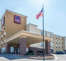 Comfort Suites Columbia - University Area