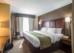 Comfort Suites Columbia - University Area - Columbia - Schlafzimmer