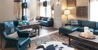 Springhill Suites Dallas Downtown / West End - Dallas - Lounge