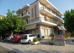 Ξενοδοχείο Οινόμαος - Ολυμπία - Κτίριο
