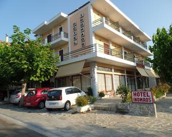 Hotel Inomaos - Olympia - Edificio