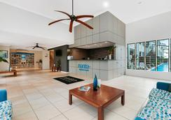 Mantra Aqueous on Port - Port Douglas - Lobby