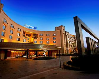 Radisson Blu Plaza Delhi - New Delhi - Building