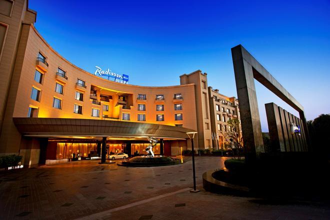 德令哈拉迪森酒店 - 新德里 - 新德里 - 建築