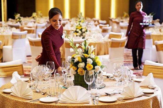 德令哈拉迪森酒店 - 新德里 - 新德里 - 宴會廳