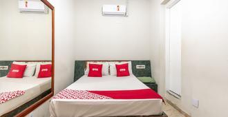 OYO Hotel Dom Pedro - סאו פאולו - חדר שינה