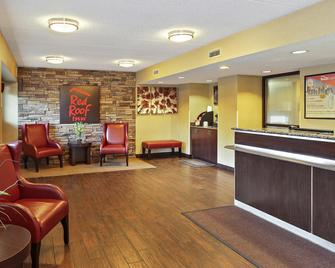 Red Roof Inn Washington DC - Columbia/Fort Meade - Jessup - Recepce