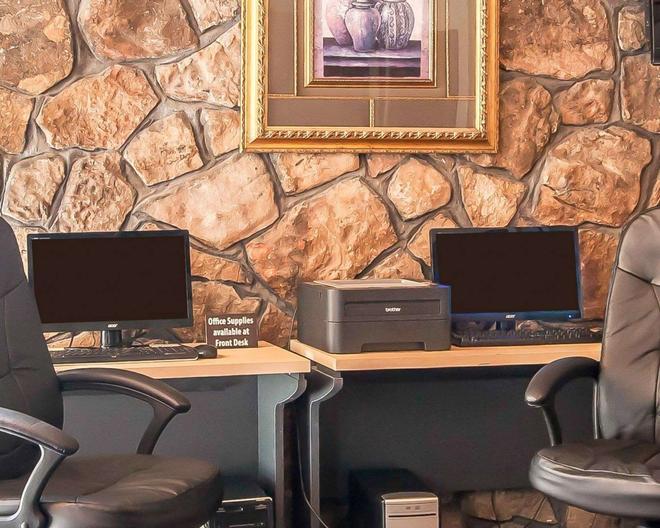 Clarion Inn & Suites University Center - Auburn - Centre d'affaires