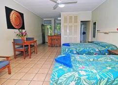 Coral Motel & Apartments - Port Vila - Habitación