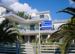 Alexanika Apartments - Νικήτη - Κτίριο