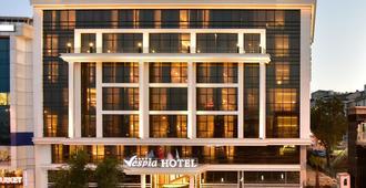 Vespia Hotel - איסטנבול - בניין
