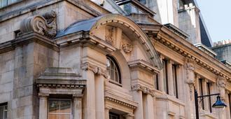 Stock Exchange Hotel - Manchester - Building