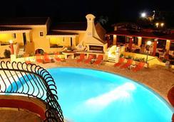 Mediterranean Blue - Κάβος - Πισίνα