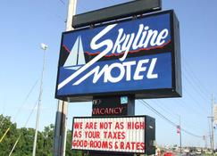 The Skyline Motel - Osage Beach - Outdoor view