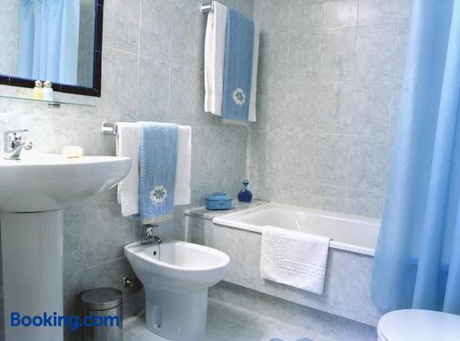 Hotel El Puente - Sanxenxo - Phòng tắm