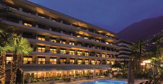 阿卡迪亞洛迦諾華美達酒店 - 洛卡諾 - 洛迦諾 - 建築