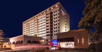 Fairfield Inn & Suites by Marriott Charlotte Uptown - Charlotte - Edifício