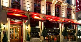 Hotel Britannique - París - Edificio