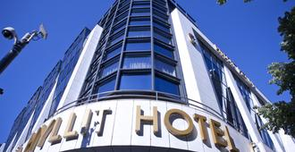 Top Hotel Hyllit - Antwerpen - Gebouw