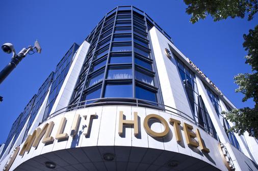 Hyllit Hotel - Antwerp - Building