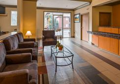 Best Western Willits Inn - Willits - Lobby