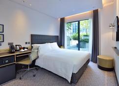 Camlux Hotel - Hongkong - Reception