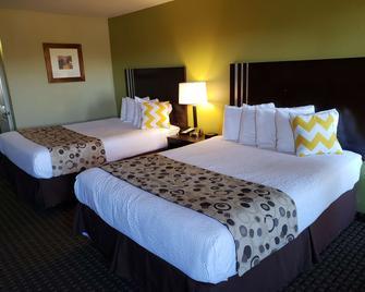 SureStay Hotel by Best Western Vallejo Napa Valley - Vallejo - Bedroom