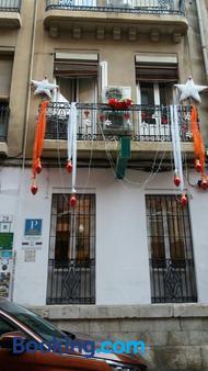 Guesthouse Alicante (Pension Con Encanto) - Alicante - Building