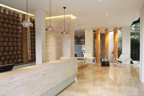 Hotel Boutique Bovedas de Santa Clara - Cartagena - Front desk