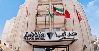 لا فيلا بالاس - الدوحة - مبنى