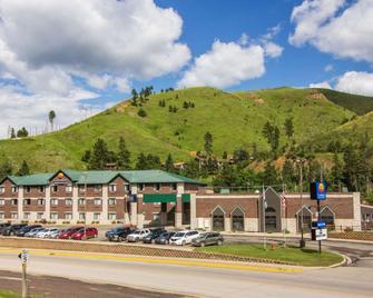 Comfort Inn & Suites - Deadwood - Building