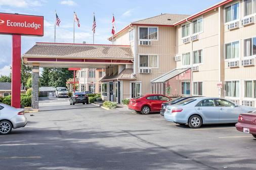 Econo Lodge SeaTac Airport North - Tukwila - Building