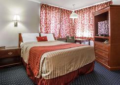 Econo Lodge SeaTac Airport North - Tukwila - Bedroom