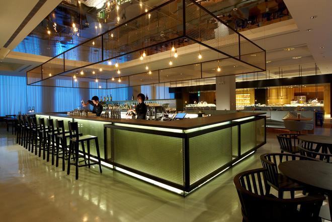 台南老爺行旅 - 台南 - 酒吧