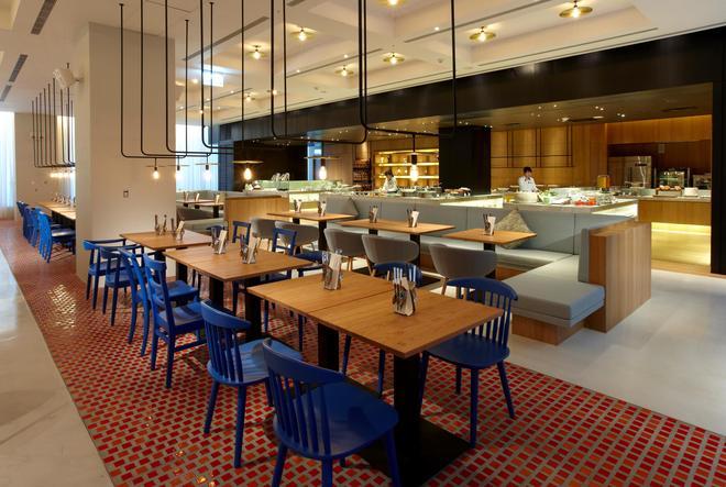 台南老爺行旅 - 台南 - 餐廳