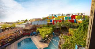 貝都因花園村酒店 - 阿卡巴 - 亞喀巴 - 室外景