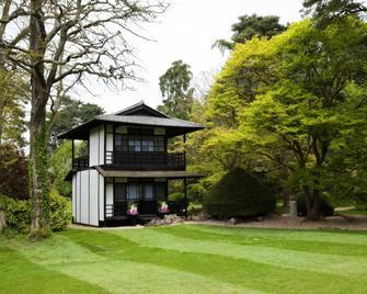 Fanhams Hall, Exclusive Collection - Ware - Building