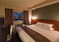 東急博多卓越大酒店 - 福岡 - 臥室