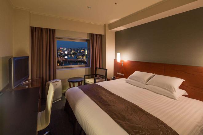 Hakata Excel Hotel Tokyu - Φουκουόκα - Κρεβατοκάμαρα