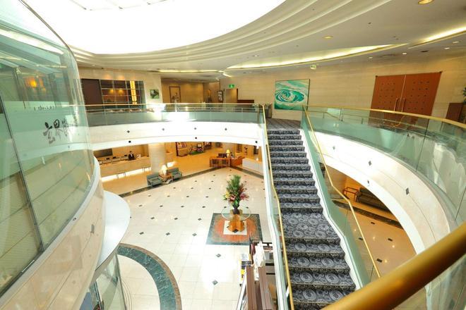 Hakata Excel Hotel Tokyu - Φουκουόκα - Σαλόνι ξενοδοχείου
