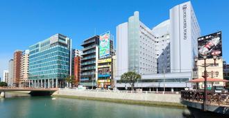 Hakata Excel Hotel Tokyu - Phu-ku-ô-ka - Cảnh ngoài trời