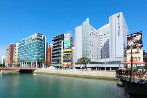 東急博多卓越大酒店 - 福岡 - 室外景