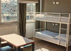 Five Reasons Hotel & Hostel - Norimberga - Camera da letto