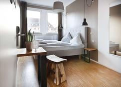Five Reasons Hostel & Hotel - Nuremberg - Bedroom