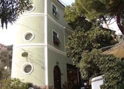 Hotel Pensione Moderna - Bonassola - Outdoor view