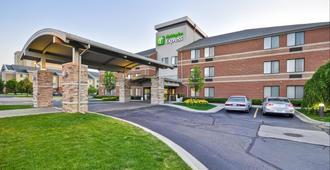 Holiday Inn Express Romulus / Detroit Airport - Romulus - Edificio