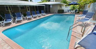 Casitas Coral Ridge - Fort Lauderdale - Piscina