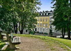 Forenom Serviced Apartments Oslo Vika - Oslo - Bygning