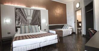 Hotel Milano Navigli - מילאנו - חדר שינה