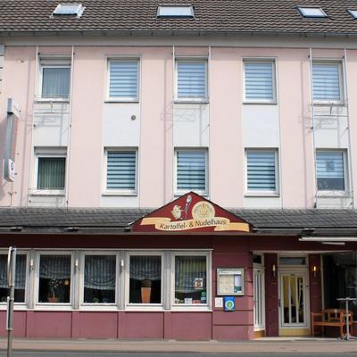 Hotel Niederée - Bad Breisig - Edificio